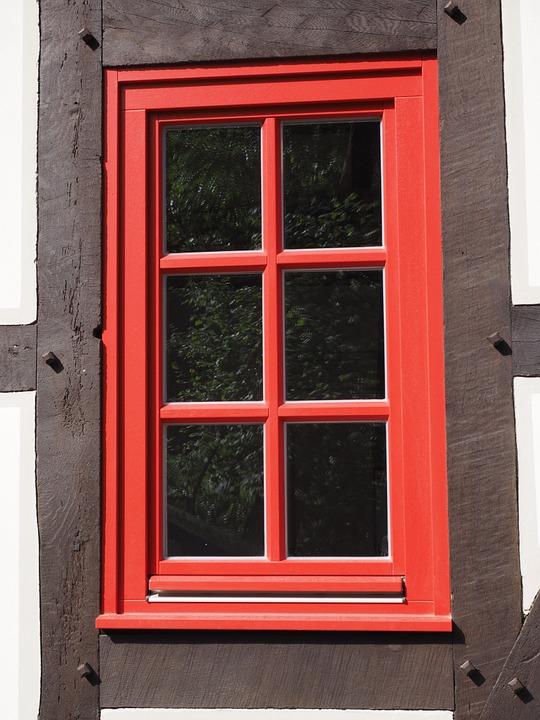 châssis fenêtre